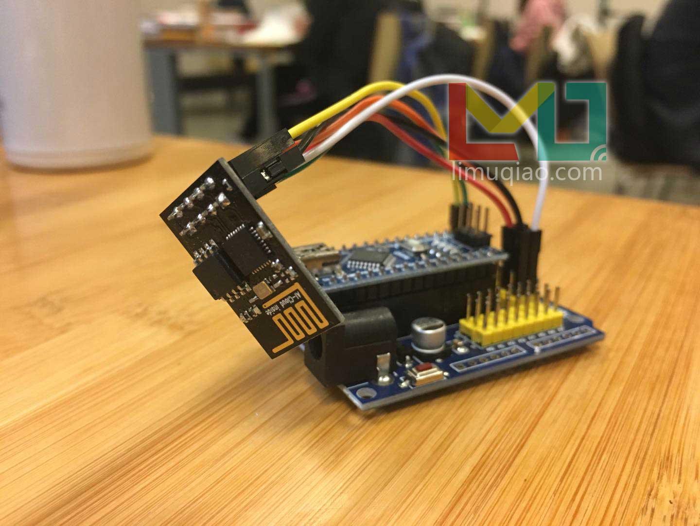 一文填千坑--Arduino Nano(atmega328p)对ESP8266的烧写